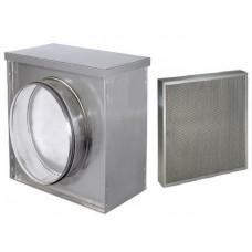 ФЖК 200 с кассетой 242х242х17/3 фильтр жироулавливающий круглый