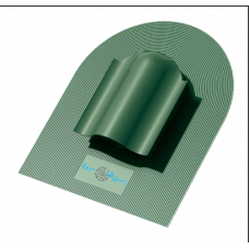 Кровельный вентиль К-VS-4 для мягкой кровли зеленый