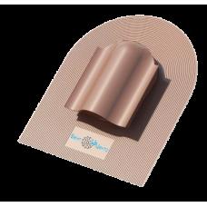 Кровельный вентиль К-VS-4 для мягкой кровли коричневый