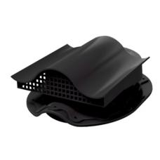 Кровельный вентиль К-VS-3 для металлочерепицы черный