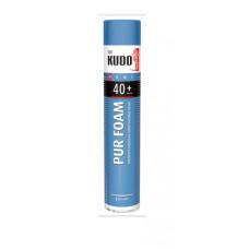 KUDO Home 40+ пена монтажная пена полиуретановая бытовая 1000 мл