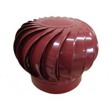Турбодефлектор крышный ТД-110мм красный