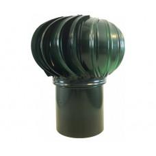 Турбодефлектор крышный ТД-120мм зелёный
