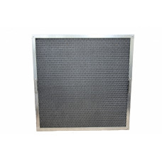 ЖУКассета  242х242х17-3  под ФВ 200 жироулавливающая  трехслойная
