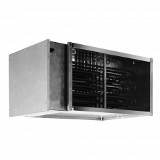 Электрический канальный нагреватель для прямоугольных каналов Shuft EHR 400x200-12