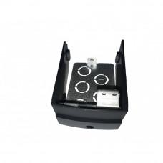Комплект для монтажа NEMA1-M4 132B0103  от 11,0 кВт до 15,0 кВт.