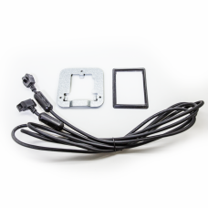 Монтажный набор для выноса панели оператора на шкаф Danfoss 132B0201