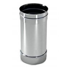 Труба  ф 80 0,5м   из нержавеющей стали