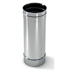 Труба  ф130 1м из нержавеющей стали