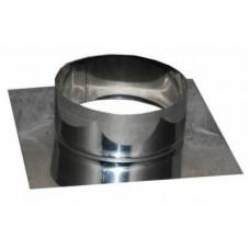 Фланец ф120 из нержавеющей стали
