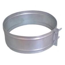 ХСО 210  хомут стяжной из оцинкованной стали