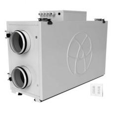KOMFORT Ultra EC L2 300-H S14 white комнатная подвесная вентиляционная установка с сенсорной панелью управления