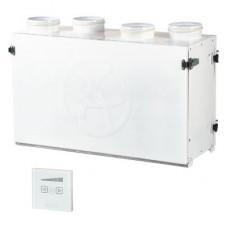 KOMFORT Ultra S250-E S12 комнатная подвесная вентиляционная установка с энтальпийным рекуператором