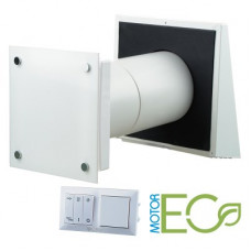 VENTO A50-1 Pro  приточно-вытяжная установка с регенерацией тепла и автоматикой