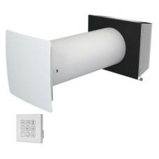 VENTO Eco A50 S Pro для тонких стен комнатная установка с регенерацией тепла