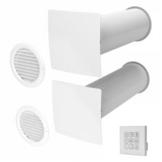VENTO Eco2 A50 S1 Pro двойная комнатная установка с регенерацией тепла