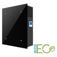 FRESHBOX E-100 ERV black с преднагревом комнатная приточно-вытяжная установка с рекуперацией тепла