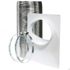 Вентиляционный набор  d 100мм VK 100/4