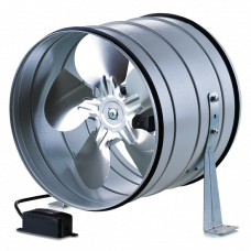 Вентилятор канальный осевой Blauberg Tubo-MZ 250