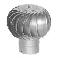 Турбодефлектор крышный ТД-355мм оцинкованный