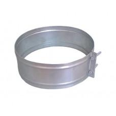 ХСО 130 хомут стяжной из оцинкованной стали