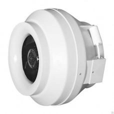 Вентилятор Ванвент ВКВ-100Р канальный пластиковый для круглых воздуховодов (250 m3/h)