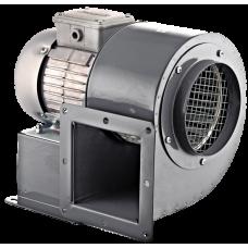 Вентилятор радиальный ERA BURAN 200 2K M L dO145 левосторонний, двухполюсный двигатель.