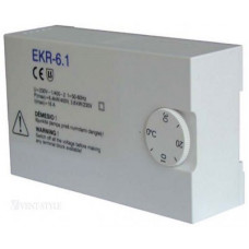 EKR-6.1 регулятор температуры