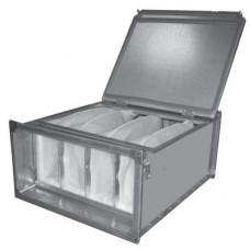 ФЛП 700х400 фильтр для прямоугольных каналов для мешочных фильтров