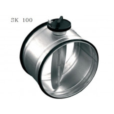 Клапан с ручным приводом SK 100 DVS