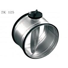 Клапан с ручным приводом SK 125 DVS