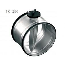 Клапан с ручным приводом SK 250 DVS