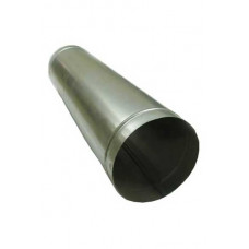 Труба из оцинкованной стали 1 метр, d160