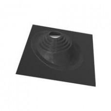 Крышный проход Мастер флеш RES №1, диаметр (75-200), черный