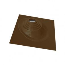 Крышный проход Мастер флеш RES №1, диаметр (75-200), коричневый