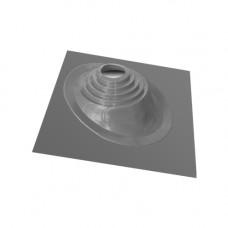 Крышный проход Мастер флеш RES №1, диаметр (75-200), серебро