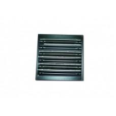 Алюминиевый клапан расхода воздуха 4VA 150x150