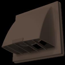 Выход настенный с клапаном 1515К10ФВ Коричневый