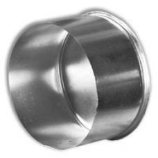 Заглушка, d 250 из оцинкованной стали