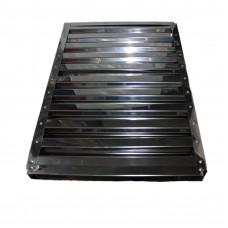 Фильтр жироулавливающий кассетный (жироуловитель)  400х600