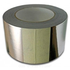 Скотч алюминиевый AL 50ммх40м